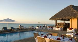 Medjumbe Falcon Resort - Relax with a Sundowner